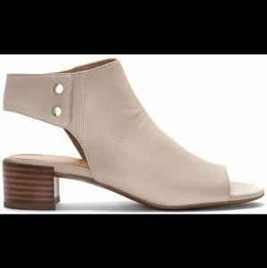 Franco Sarto Rikki sandal in milk color